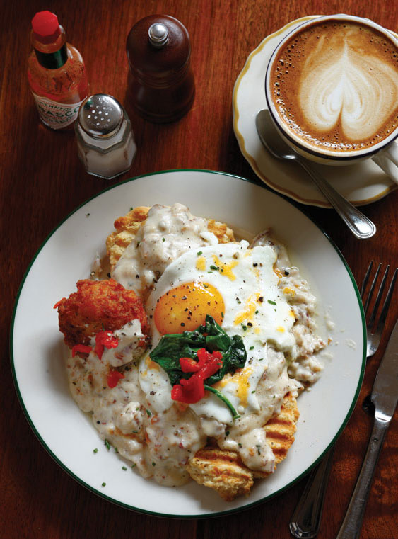 Two Ridgewood restaurants landed on this list of best breakfasts!