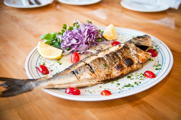 Greek Taverna is famous for serving up huge portions. It has been rated one of the healthiest restaurants in New Jersey!