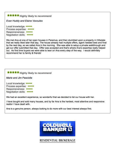 ana moniz north jersey realtor reviews