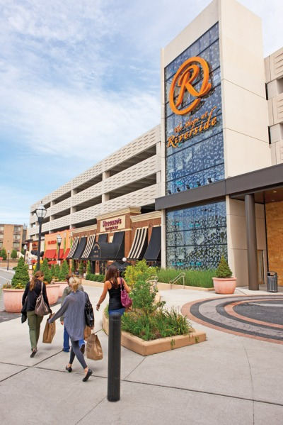 The Shops at Riverside are a short commute from Allendale and have countless shopping options!