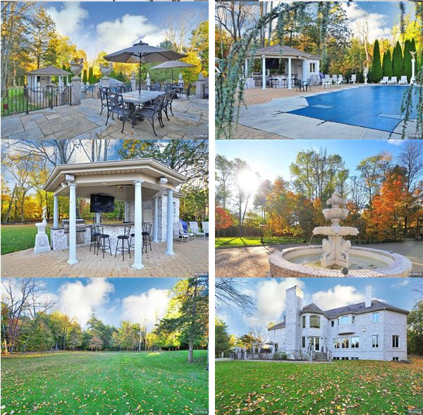 Lake Homes Fancy: Inside Look At Franklin Lakes Luxury Real Estate & A