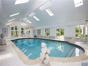 HoHoKus Luxury Home Pool