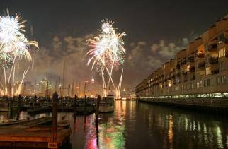 Bergen County Fireworks