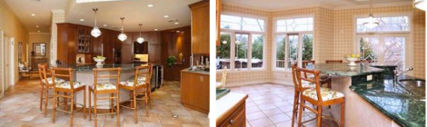 Woodcliff Lake Luxury Kitchen