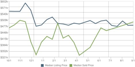 Ramsey Real Estate market