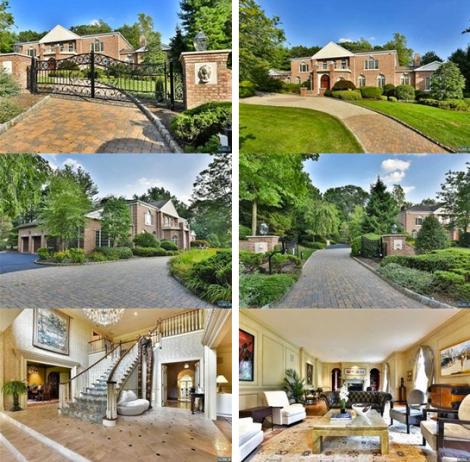 FRANKLIN lakes luxury home