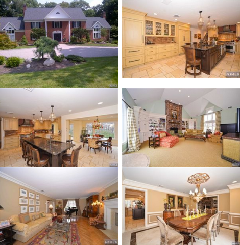 franklin lakes luxury home for sale