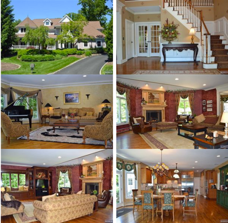 allendale nj luxury home