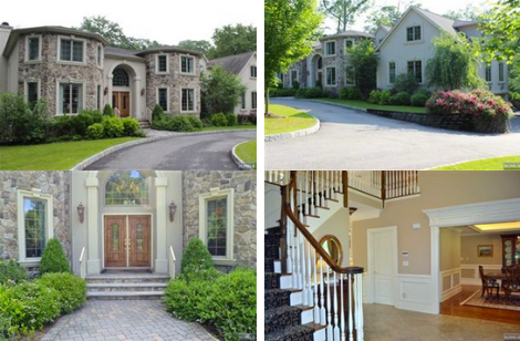 luxury real estate in upper saddle river