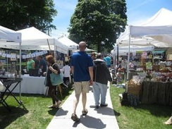 crafts and antiques in the park westwood nj