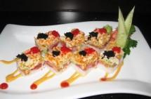 Hohokus Sushi Cafe Menu