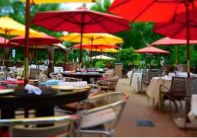 best bergen county outdoor dining