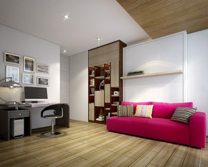 how to make your home look larger