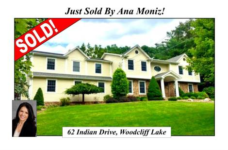 woodcliff lake sold real estate