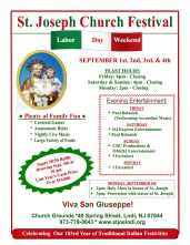 bergen county labor day events