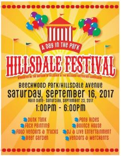 hillsdale day in the park festival