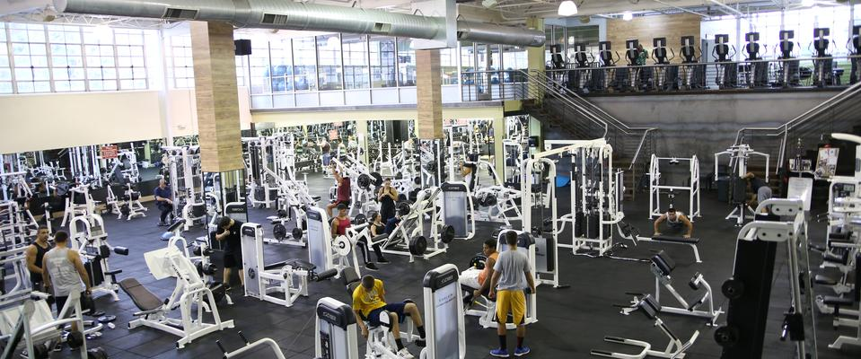 bergen county fitness centers and gyms